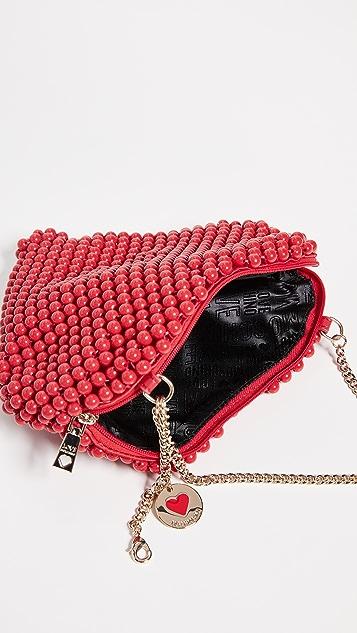 Moschino Heart Crossbody Bag