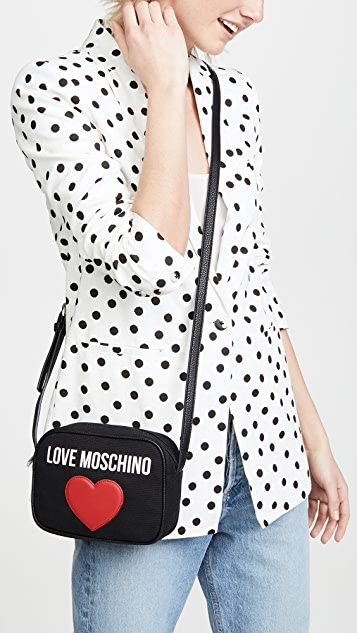 Moschino Love Moschino Camera Bag