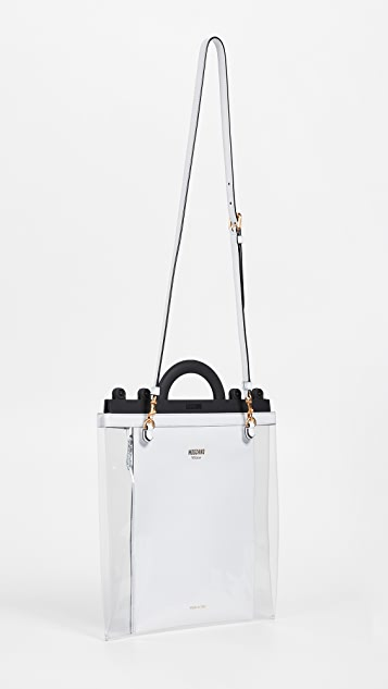 Moschino New Teddy Shopping Bag