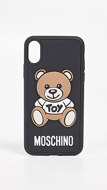 Moschino Moschino Bear iPhone XS / X 手机壳