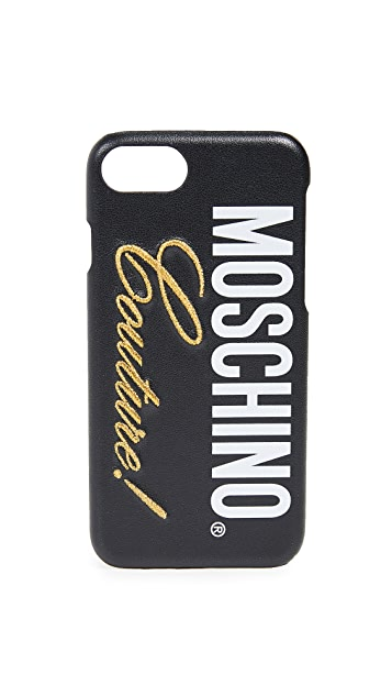 Moschino Moschino Couture! iPhone 7 / 8 手机壳