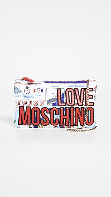 Moschino Love Moshchino 链条包