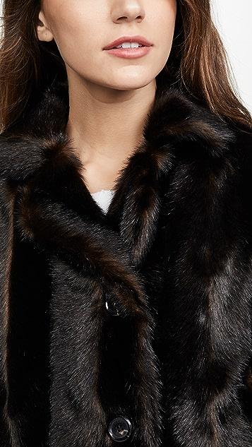 Moschino 系扣西装外套