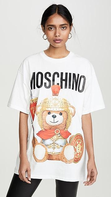 Moschino Moschino Bear Tee