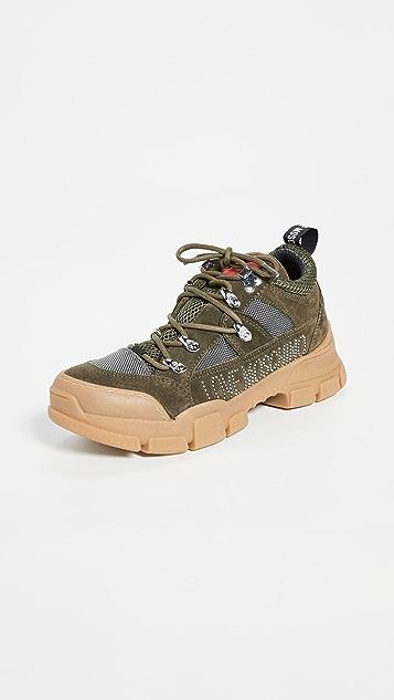 Moschino Hiking Sneakers