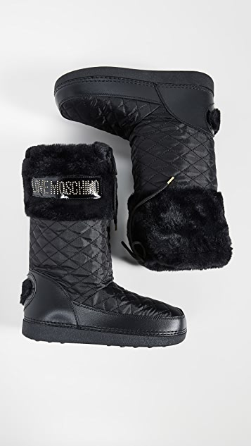 Moschino Snow Boots