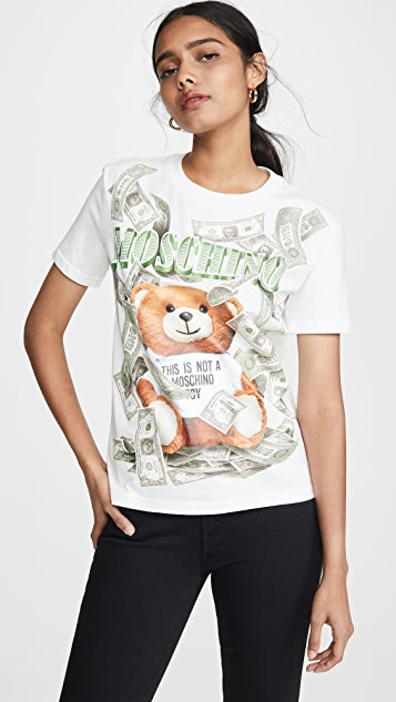 Moschino Teddy Bear T 恤