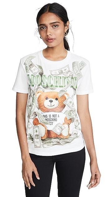 Moschino Teddy Bear Tee