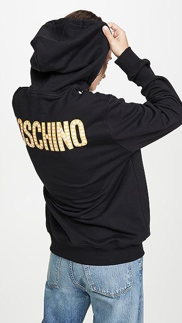 Moschino Troll 连帽衫