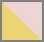 粉色/浅蓝色/黄色