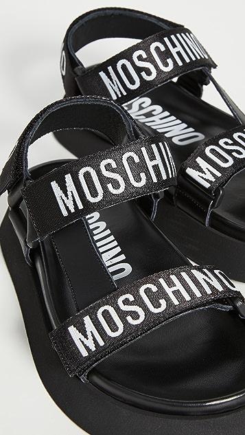 Moschino Moschino 凉鞋