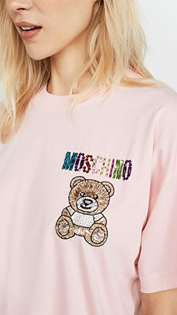 Moschino Small Bear T-Shirt