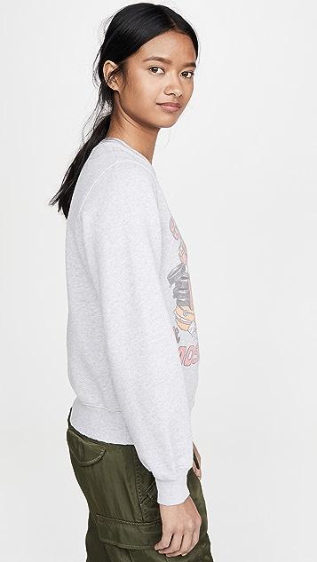 Moschino Shop Till You Drop Sweatshirt