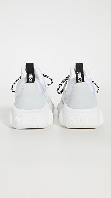 Moschino Moschino 慢跑运动鞋