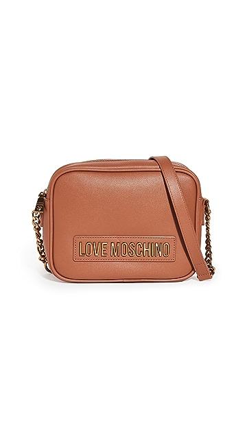 Moschino Love Moschino 相机包