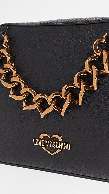 Moschino Love Moschino 链条相机包