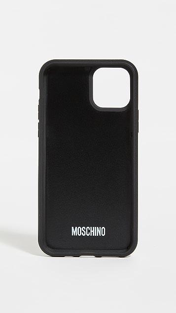 Moschino Fantasy Print Phone Case