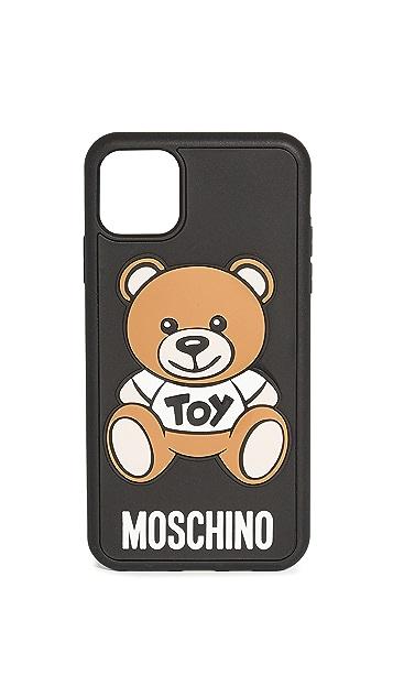 Moschino Fantasy 印花手机壳