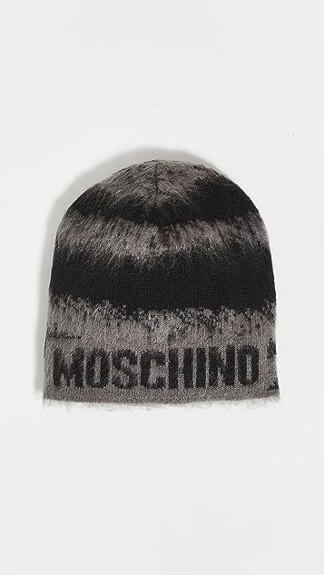 Moschino 针织帽