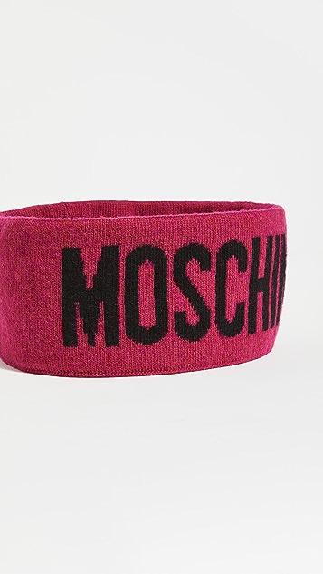 Moschino Moschino Logo Headband