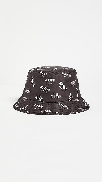 Moschino Moschino 渔夫帽
