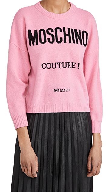 Moschino 毛衣