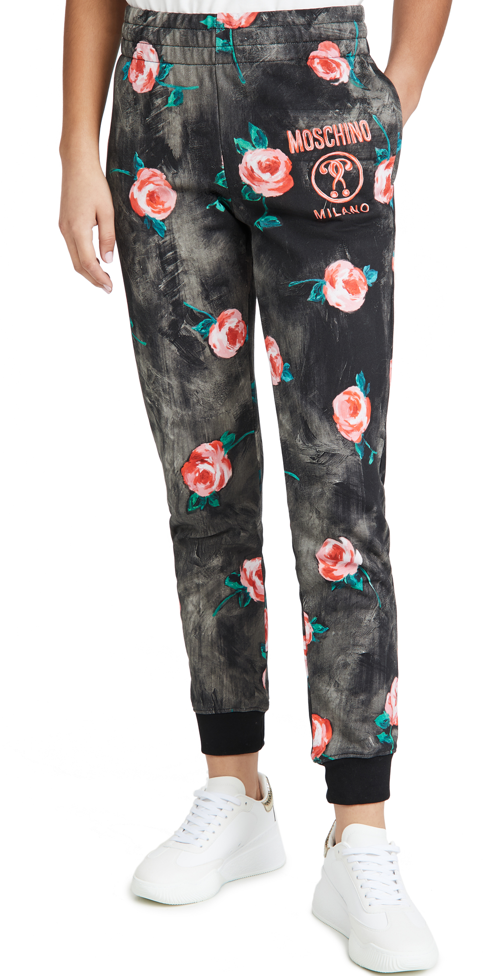 Moschino French Terry Track Pants