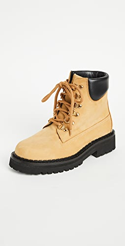 Moschino - W. Ankle Hiking Boots