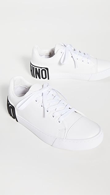 Moschino Maxi Logo Sneakers
