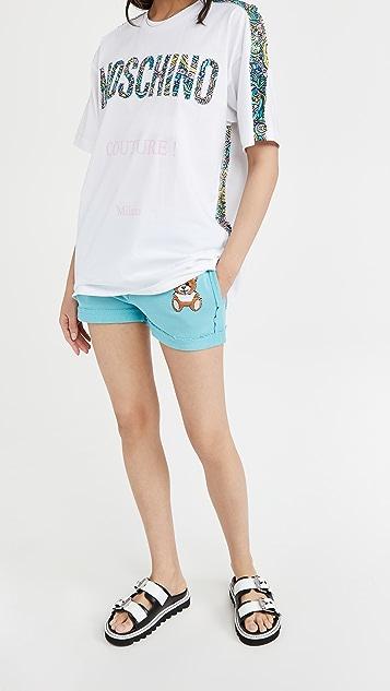 Moschino 运动短裤
