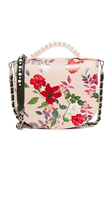 Mother of Pearl Winston Satchel