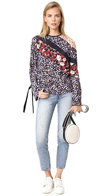 Mother of Pearl Reba Blouse