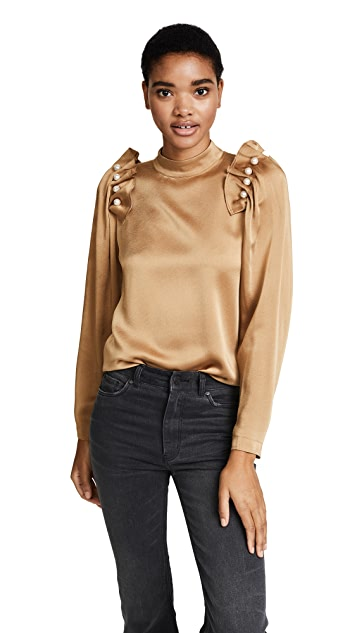 Mother of Pearl Yani Blouse