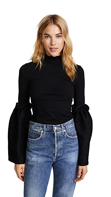 Mother of Pearl Esther Top