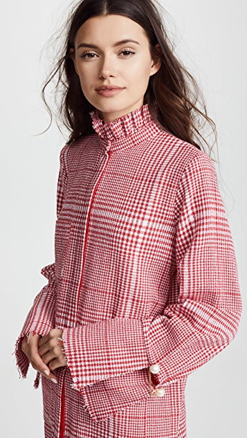 Mother of Pearl Albina Blouse
