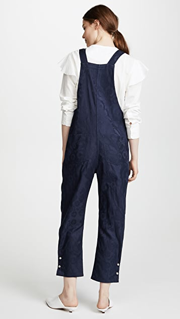 Mother of Pearl Frankie Overall Dungarees