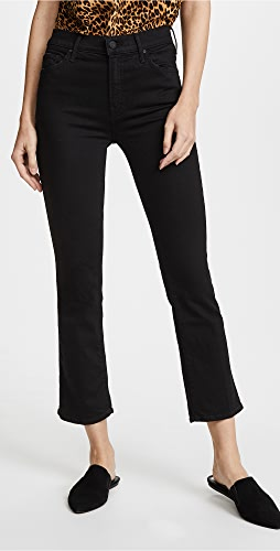 MOTHER - The Insider Crop Jeans