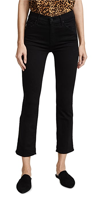MOTHER The Insider Crop Jeans - Not Guilty