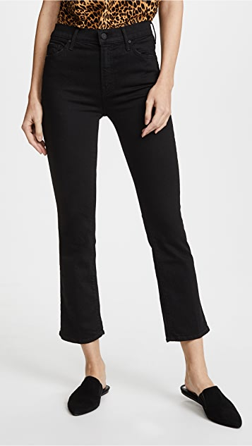 73c90df1c02 MOTHER The Insider Crop Jeans | SHOPBOP