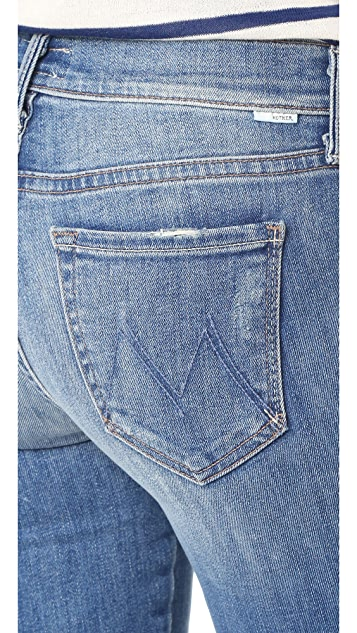MOTHER Rascal Ankle Jeans