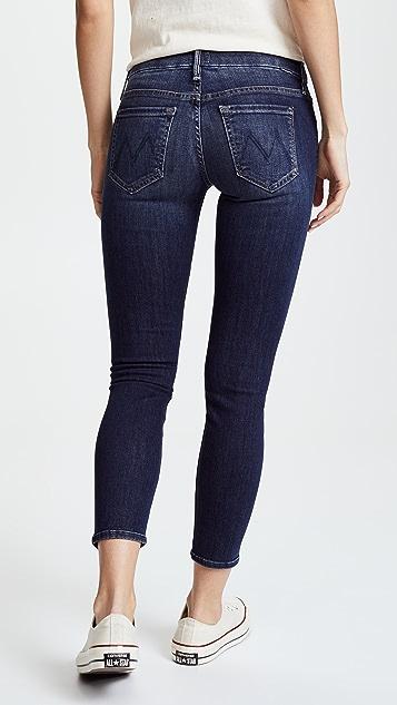 ... MOTHER Looker Crop Skinny Jeans ...