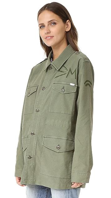 MOTHER Куртка Veteran