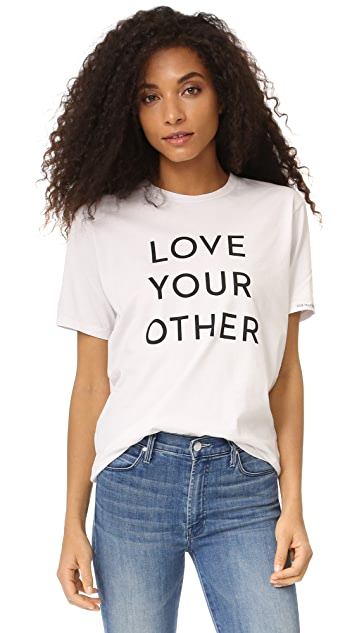 MOTHER Love Your Other Buster Tee