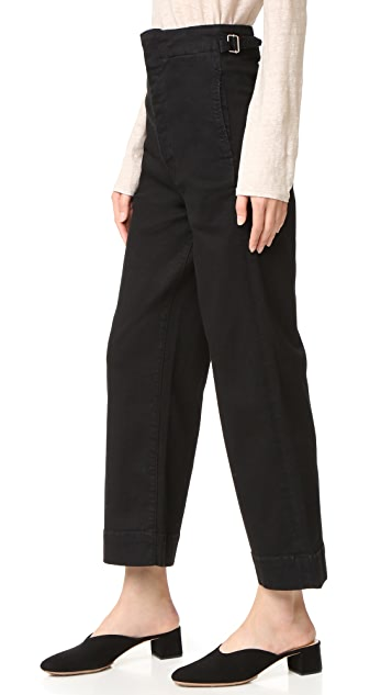 MOTHER The Cinch Greaser Jeans