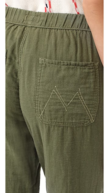 MOTHER Quickie Trainer Pants