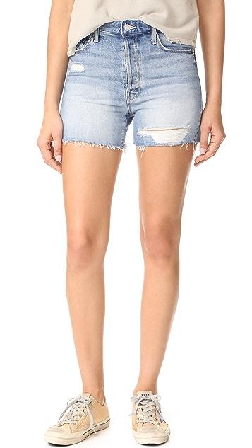 MOTHER Proper Shorts