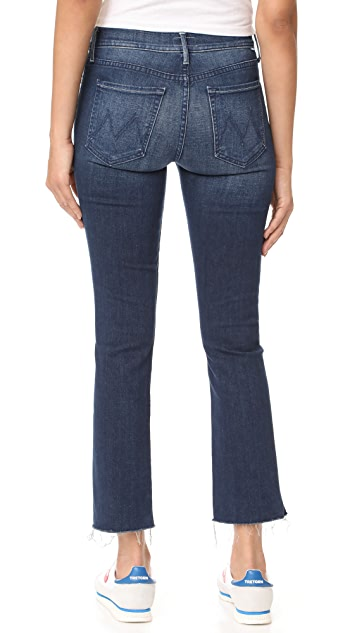 b133a9971bb6c ... MOTHER The Rascal Ankle Snippet Fray Jeans ...