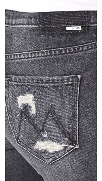 MOTHER The Flirt Chew Jeans