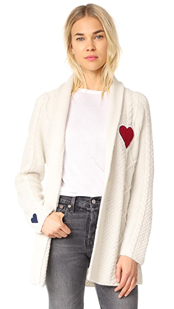 MOTHER The Fisherman Cardigan