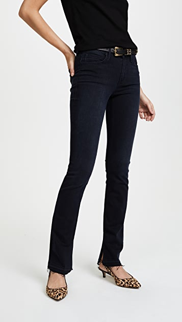The Rascal Slit Undone Hem Jean. - size 24 (also in 23,25,26,27,31) Mother